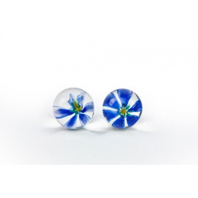 Вагинальные шарики из стекла Цветок