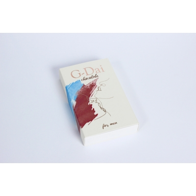 Возбуждающий шоколад для мужчин G-Dai 15г