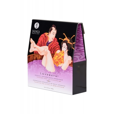 Гель-желе для ванны Shunga LoveBath чувственный лотос 650 г