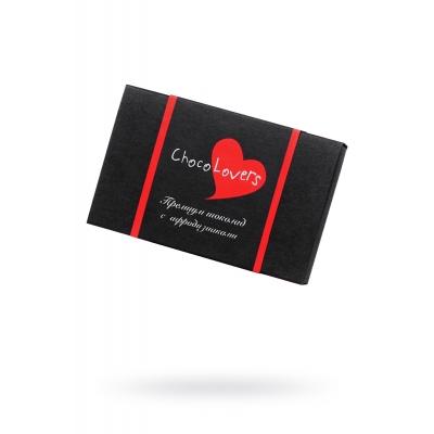 Возбуждающий шоколад ChocoLovers 20 гр