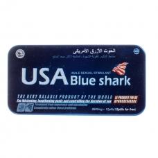 Возбуждающие капсулы Usa blue shark
