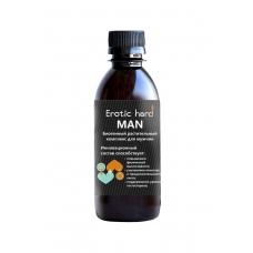 Концентрат биогенный для мужчин для усиление эрекции Erotic hard 250 мл