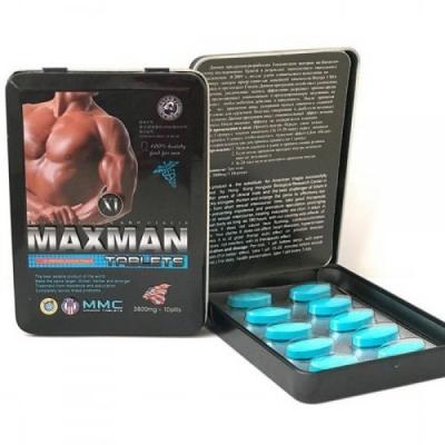 Препарат для потенции MaxMan 1шт