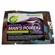 Возбуждающие капсулы для мужчин Man's Power+ 1 капсула