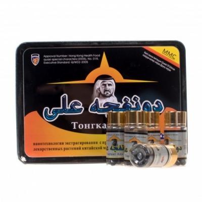 Капсулы улучшающие потенцию Тонгкат Али New 8 капсул