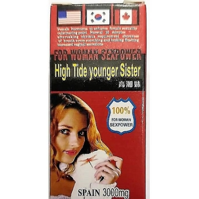 Возбуждающие капли для женщин High Tide younger Sister (жидкость)