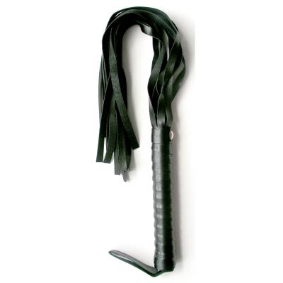 Плеть черная L 495 мм