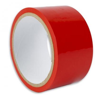 Скотч для связывания красный