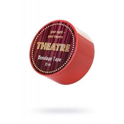 Бондажный скотч TOYFA Theatre 15 м