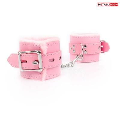 Наручники цвет розовый