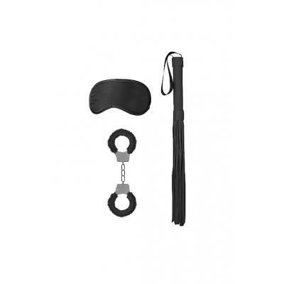 Набор для бандажа черный Introductory Bondage Kit #1