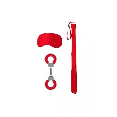 Набор для бандажа красный Introductory Bondage Kit #1