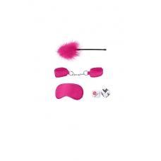 Набор для бандажа розовый Introductory Bondage Kit #2