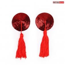 Пэстисы цвет красный