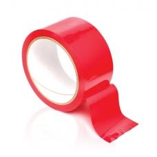 Скотч для связывания красный Pipedream Pleasure Tape