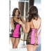 Ночная сорочка и стринги SoftLine Collection Evie, S/M