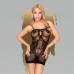 """Мини-платье Penthouse в мелкую сетку """"Above & beyond"""" (XL)."""