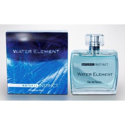 Духи с феромонами мужские Natural Instinct Water Element