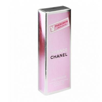 Женские духи с феромонами Chance eau fraiche chanel