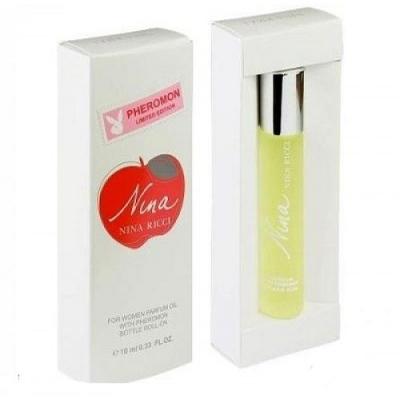Женские духи с феромонами Nina Red Apple