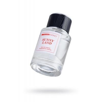 Парфюмерная вода с феромонами  Natural Instinct .''Sunny Land'' женская 50 мл