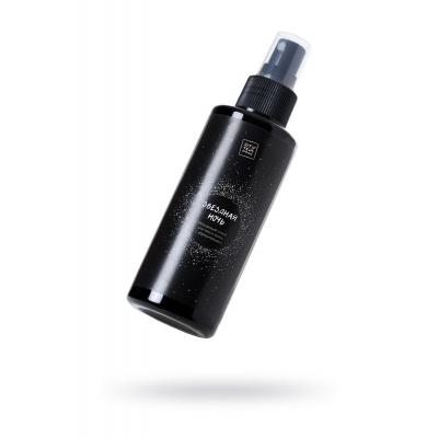 Мерцающий спрей для тела и волос «Звездная ночь», 150 мл