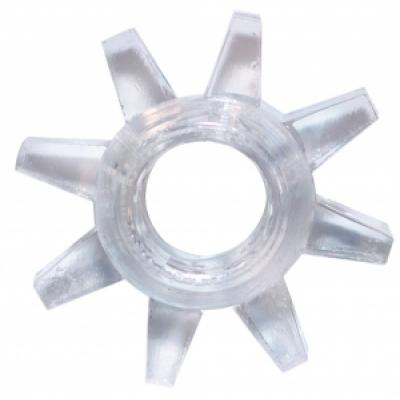 Эрекционное кольцо прозрачное Cogweel