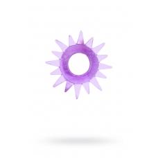 Эрекционное кольцо TOYFA фиолетовый