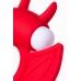 Эрекционное виброкольцо красное JOS Sweet Devil