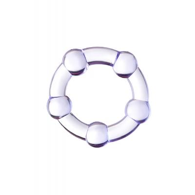 Эрекционное кольцо с шариками Toyfa