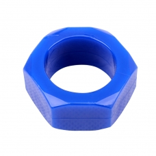 Эрекционное Кольцо Nust Bolts Cock Ring Blue CN-100394084