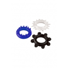Набор эрекционных колец A-toys Ø 3 см