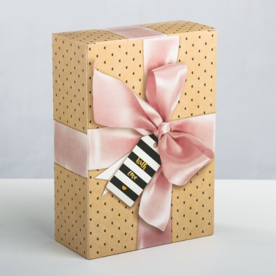 Подарочная коробка With love