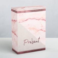 Подарочная коробка «Мрамор»
