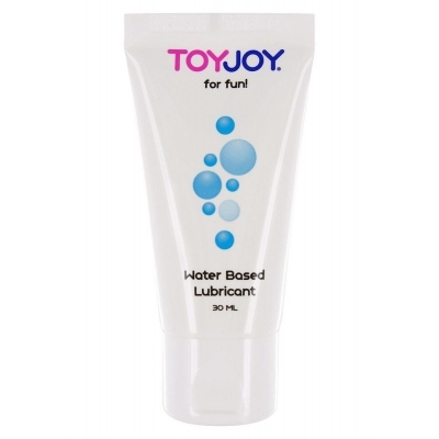 Лубрикант на водной основе Toy Joy Waterbased Lubricant 30 мл
