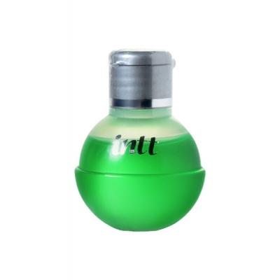 Согревающее съедобное масло-лубрикант INTT мята 40 мл
