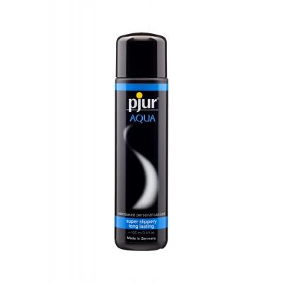 Сверхмягкий увлажняющий лубрикант Pjur Aqua 100 мл