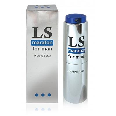 """Спрей-пролонгатор для мужчин """"Lovespray Marafon"""" 18 мл"""