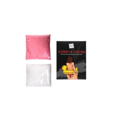 Гель для ванны розовый Формула любви 600 г