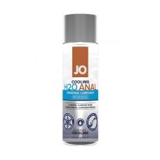 Анальный охлаждающий лубрикант на водной основе / JO Anal H2O Cooling 2oz - 60 мл.