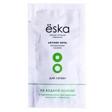 Смазка с органическими экстрактами василька и мелиссы Eska