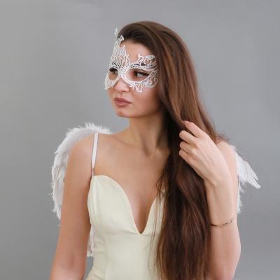 Набор Ангел: крылья, маска, повязка