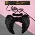 Набор Ангельски прекрасна: крылья, маска, повязка