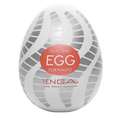 Мастурбатор яйцо TENGA Tornado