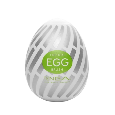 Мастурбатор яйцо TENGA Brush