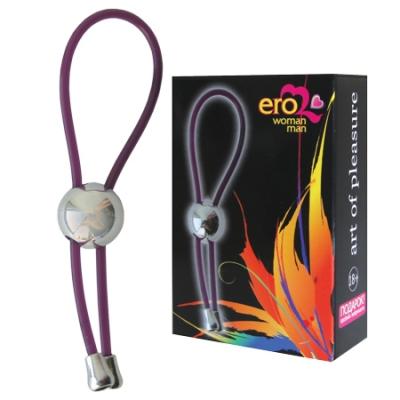 Лассо эрекционное фиолетовое