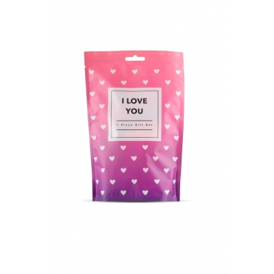 Подарочный набор для двоих LoveBoxxx - I Love You
