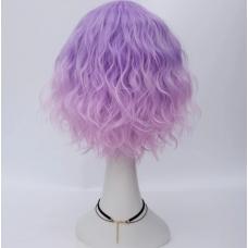 Парик светло-фиолетовые кудри
