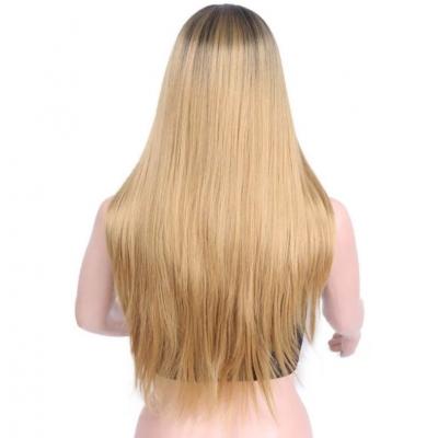 Парик прямые блонди