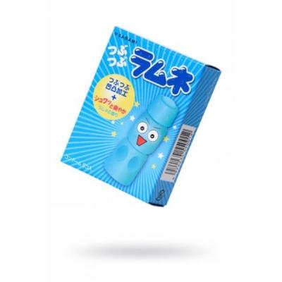 Презервативы латексные Sagami Lemonade №5, 19 см